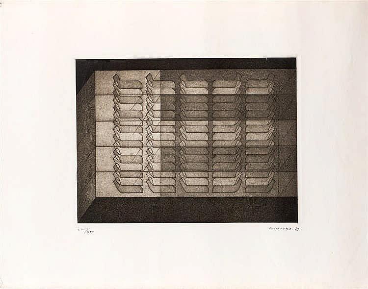 Mitsuo Miura. Composition
