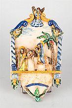Amparo Llopis. A Ceramic Home stoup