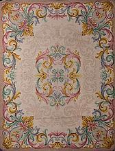 Spanish wool rug