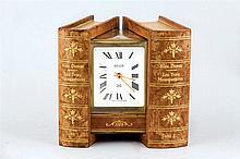 A Jaeger le Coultre table clock