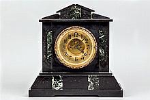 A 19 th.C Ansonia Clock & Cº  mantel clock