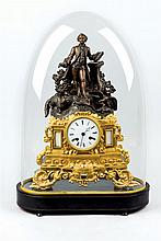A French Clock, c. 1850