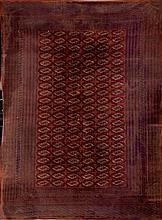 A Bukhara Style Rug