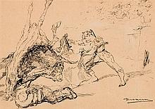 Ricardo Marín. Bullfighting