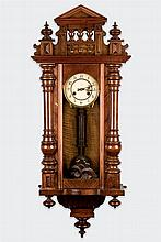 A German wall clock. Late 19 th.C