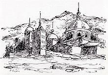 Luis García Ochoa. Three Drawings