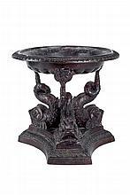 A bronze censer, first half 20th C.