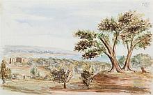 Tomás Campuzano. Landscape