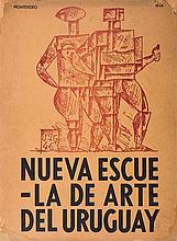 Torres García. Nueva escuela de Arte del Uruguay