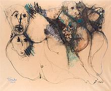 Francisco Peinado. Figures