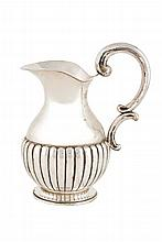 Spanish silver water jar
