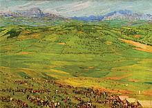 Mariano Bertuchi. Valley fair