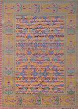 A Spanish contemporary rug by Andrea Stuyck