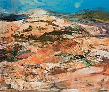 Juan Montesinos. Cerros de Úbeda