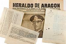 Spanish Civil War. Press censorship