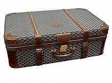 A Goyard''s suitcase
