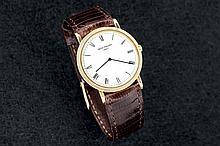 Patek Philippe Calatrava gold watch