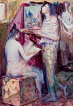 Demetrio Salgado. Artist