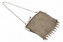 Spanish silver handbag