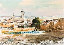 Jesús Meneses del Barco. Rural view