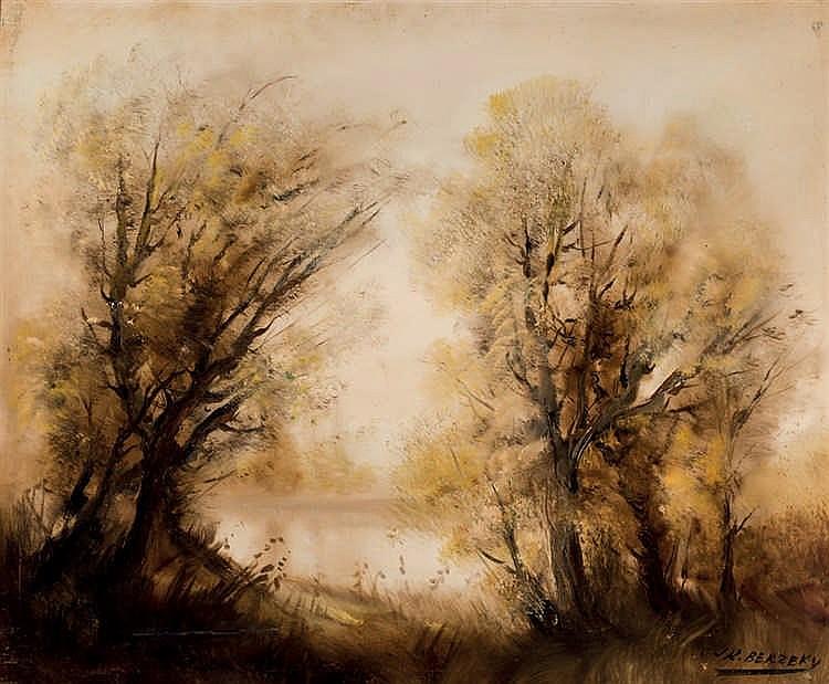 *J. R. Berzeky. Landscape