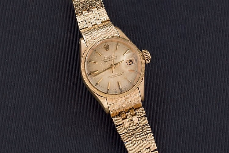 Rolex Oyster Perpetual Datejust gold