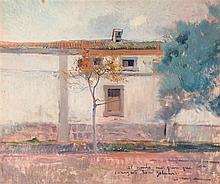 Eliseo Meifrén. Valldemosa landscape