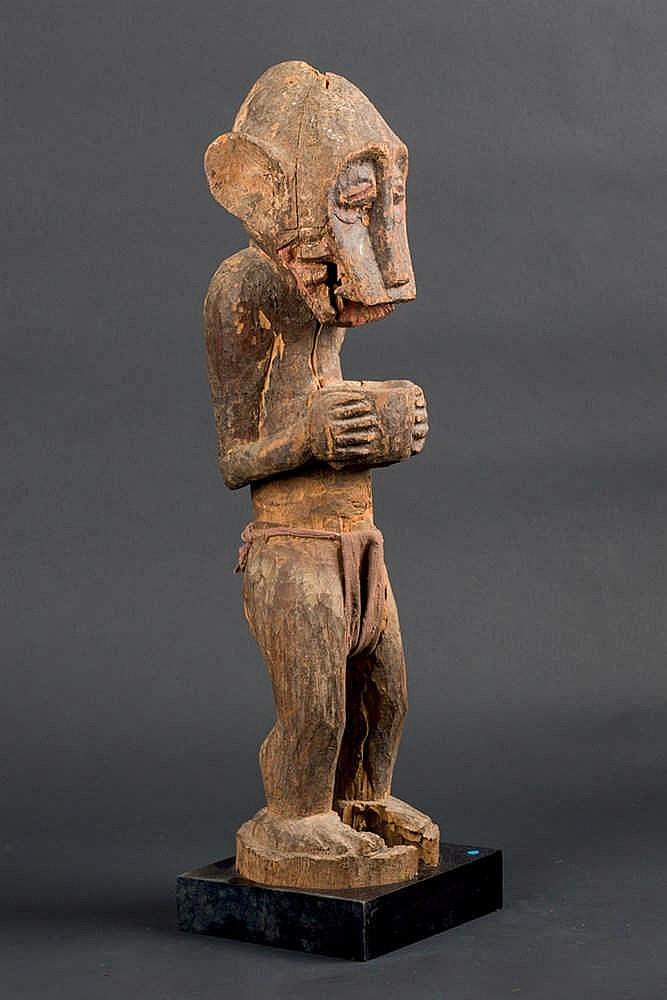 A Bekré Monkey, c. 1900. Ivory Coast
