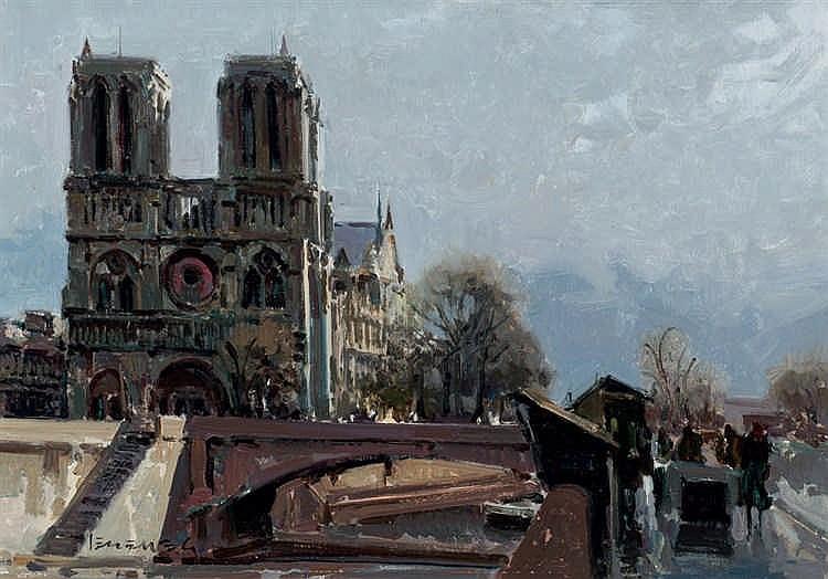 Eustaquio Segrelles. París