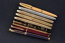 Various writing instruments