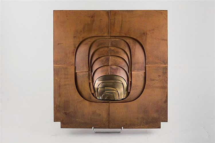 Amadeo Gabino. Mars shield