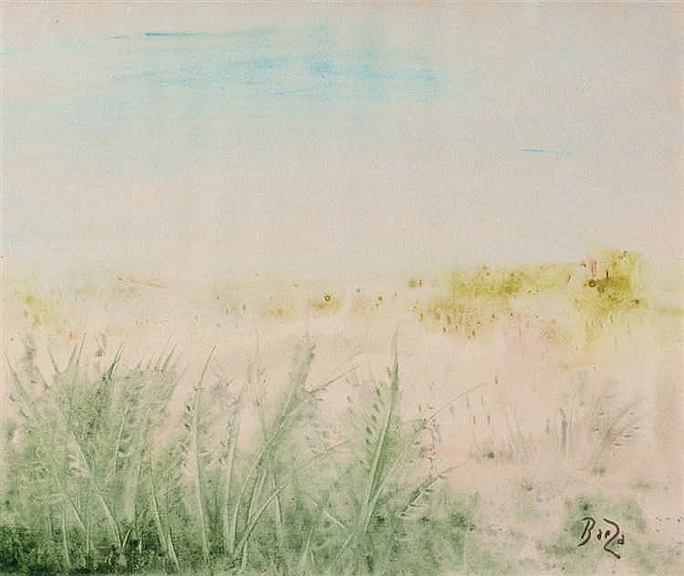 Manuel Baeza. Landscape