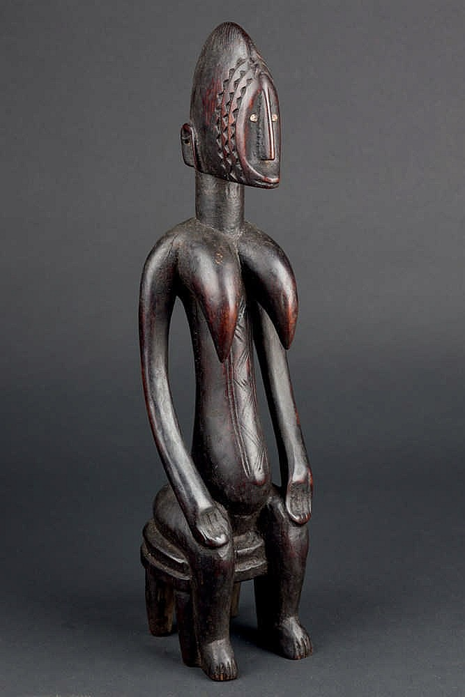 A Bambara Figure, c. 1960-70. Mali