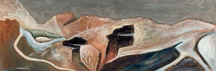 Manuel Alonso Reguilón. Composition