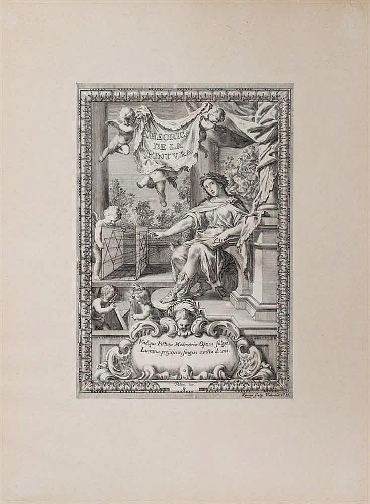 Antonio Palomino. Theorica de la Pintura