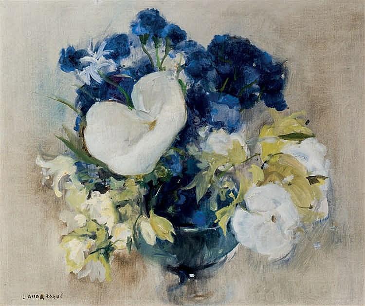 Carlos Laharrague. Flower vase