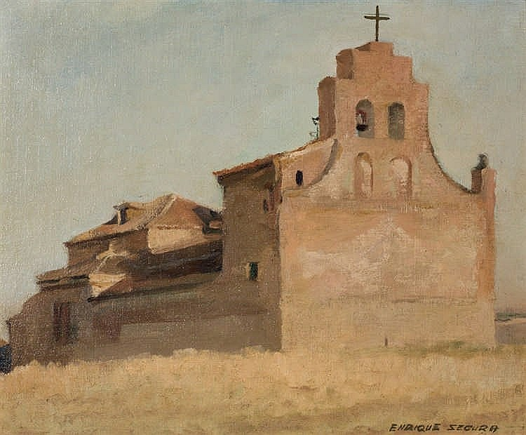 Enrique Segura. Church