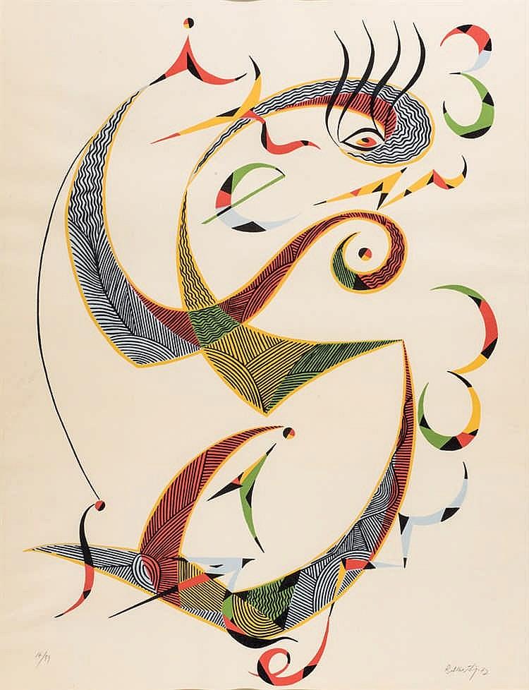 Rafael Alberti. Composition