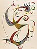 Rafael Alberti. Composition, Rafael Alberti, €150