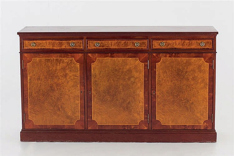 An English style sideboard
