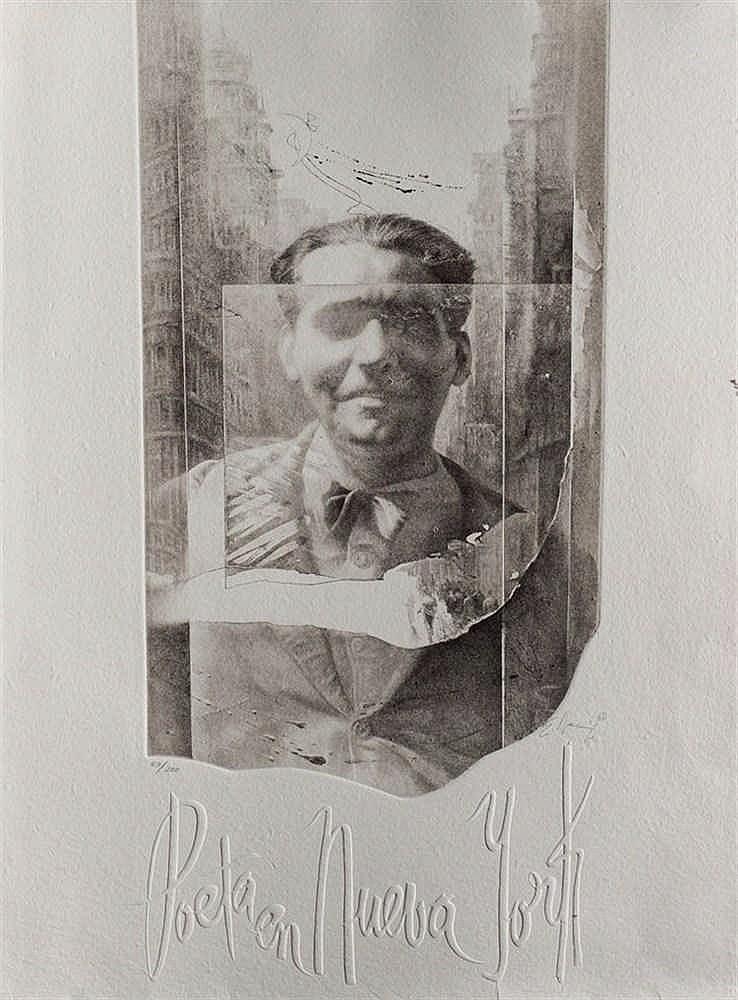 Eduardo Naranjo. Lorca