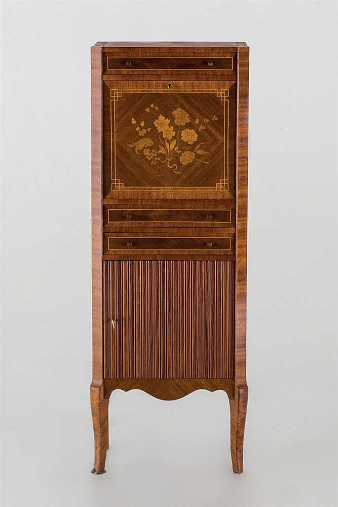 A Transition style Luis XV-XVI female bureau