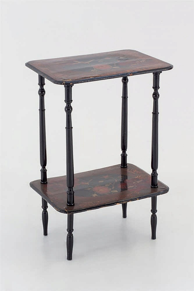 A late 19 th.C japanese ccasional table