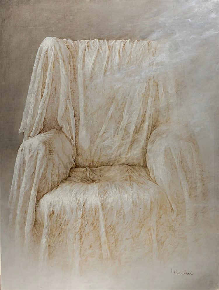 Nati Cañada. Sofa