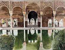 Isidoro Lázaro Ferre. Alhambra