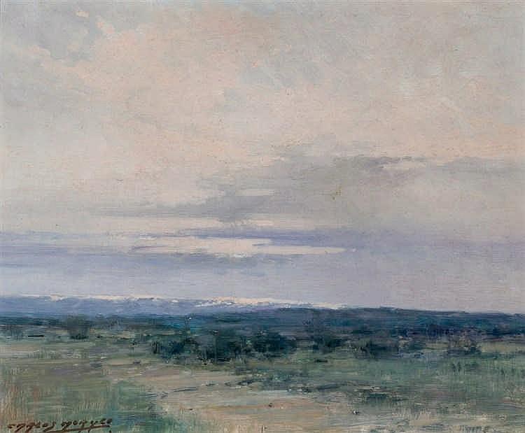 Carlos Morago. Landscape