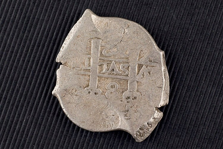 8 reales (macuquina). Felipe V. 1702. Potosí