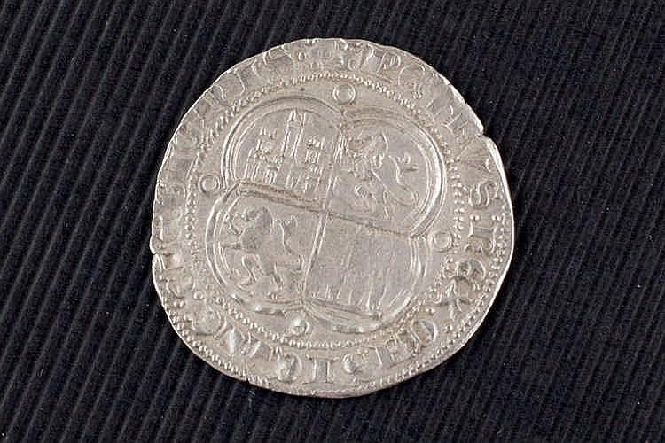 1 real. Pedro I. Sevilla