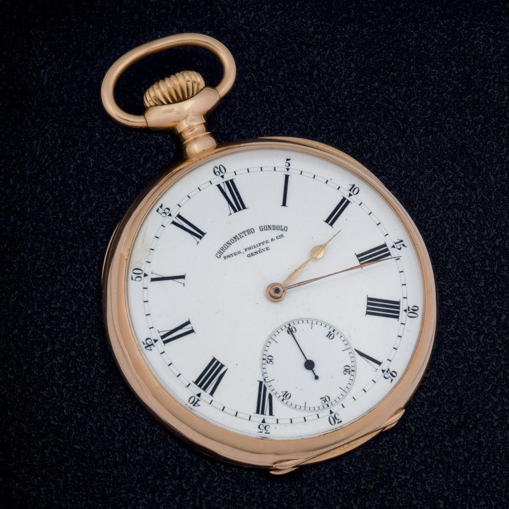 Patek Philippe Chronometro Gondolo in gold