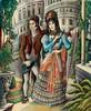 Ramón López Morelló. Two lovers, Ramón López Mórello, Click for value